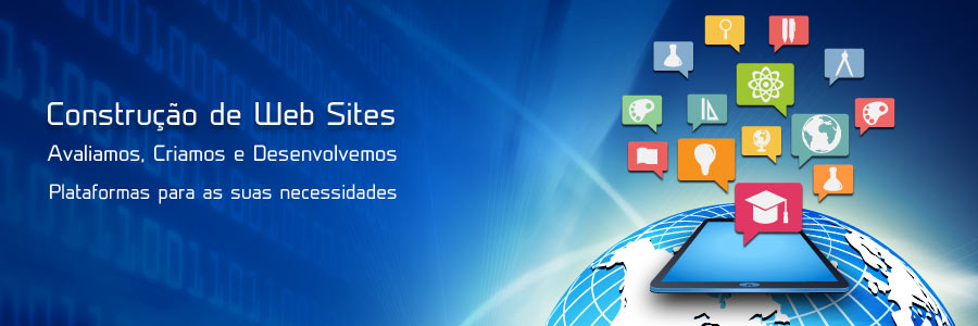 Construção de Websites